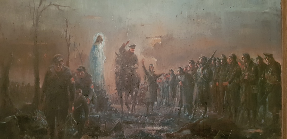 The Miracle of Ypres by Captain Wade